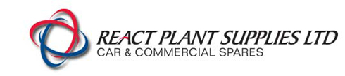 react plant supplies ltd. plant, commercial & car spares